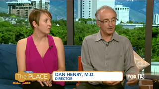 Danielle Byron Henry Migraine Foundation interview on Fox 13