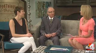 Danielle Byron Henry Migraine Foundation Appearance on KTVX Midday
