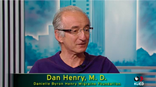 Dr. Dan Henry's interview with KUED TV's Mary Dickson