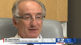 Dr. Dan Henry KUTV Interview