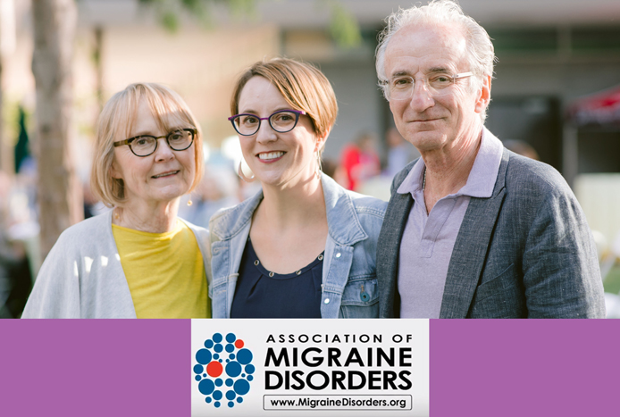 Association of Migraine Disorders Podcast Appearance