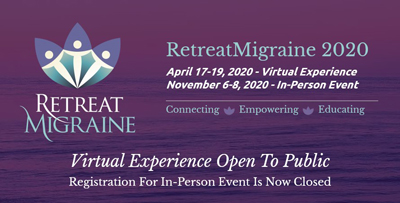 Retreat Migraine 2020
