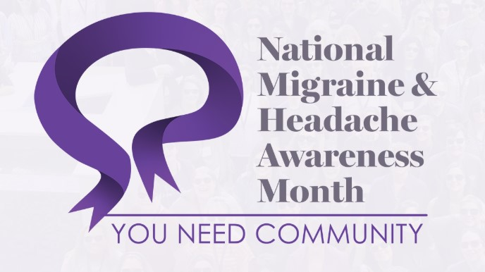 national migraine awareness month