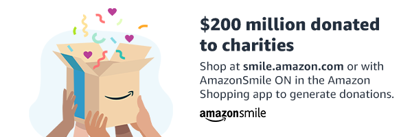 Amazon Smile - 200M