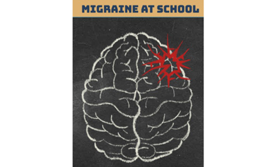 migraine at school