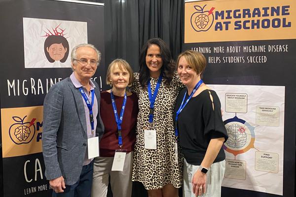 Danielle Byron Henry Migraine Foundation Executive Board